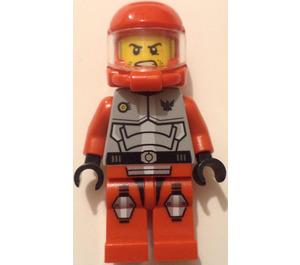 LEGO Billy Starbeam Minifigure