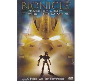 LEGO Bionicle: Mask Of Light DVD (DVD503)