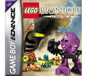 LEGO BIONICLE: Tales of the Tohunga (5782)