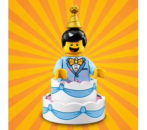 LEGO Birthday Cake Guy Set 71021-10