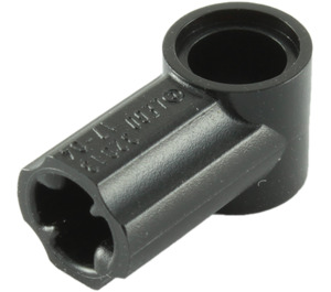 LEGO Black Angle Connector #1 (32013 / 42127)