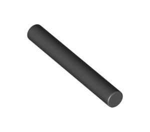 LEGO Black Bar 1 x 3 (3L) (17715 / 87994)