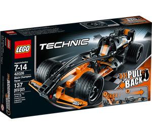 LEGO Black Champion Racer Set 42026 Packaging