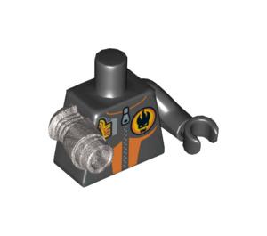 LEGO Claw-Dette Torso (973 / 63208)