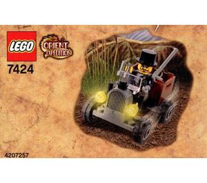 LEGO Black Cruiser Set 7424-1
