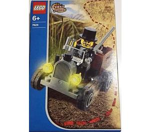 LEGO Black Cruiser Set 7424-1 Packaging