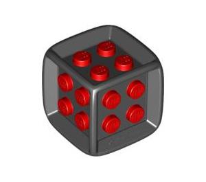LEGO Black Die (64776)