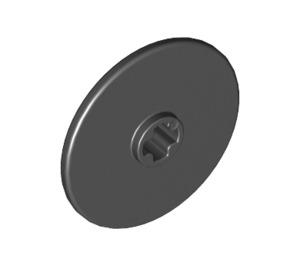LEGO Black Disk 3 x 3 (2723)