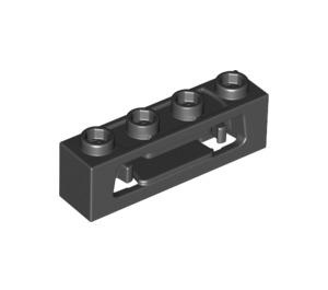 LEGO Black Disk Shooter 1 X 4 (16968 / 63783)