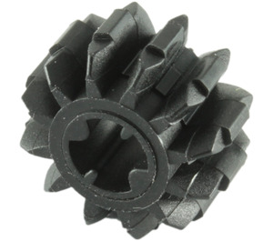 LEGO Black Double Bevel Gear with 12 Teeth (32270)