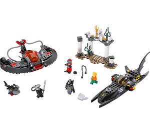 LEGO Black Manta Deep Sea Strike Set 76027