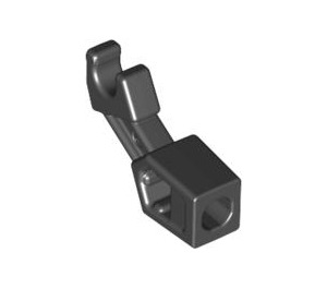 LEGO Black Mechanical Arm with Thin Support (53989 / 58342)