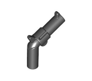LEGO Black Minifig Gun Revolver (88419)