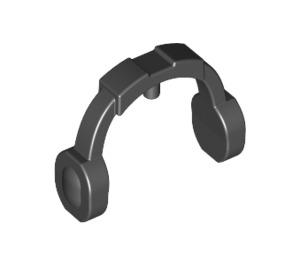 LEGO Black Minifigure Headphones (14045)