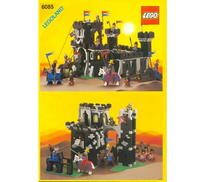 LEGO Black Monarch's Castle Set 6085
