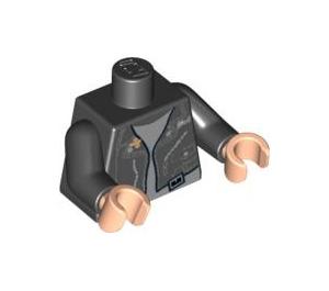 LEGO Black Mutt Williams Torso (76382)