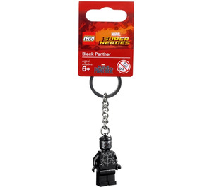 LEGO Black Panther Key Chain (853771)