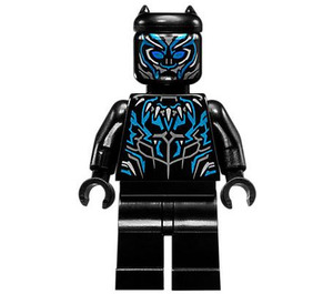 LEGO Black Panther Minifigure