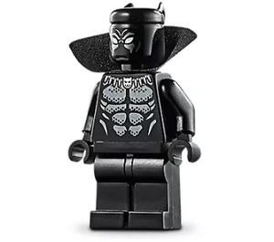 LEGO Black Panther Minifigure