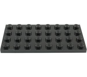 LEGO Black Plate 4 x 8 (3035)