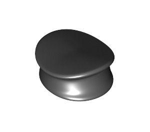 LEGO Black Police Hat (3624)