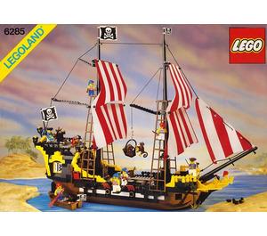 LEGO Black Seas Barracuda Set 6285