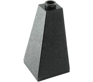 LEGO Black Slope 2 x 2 x 3 (75°) Double (3685)