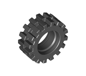LEGO Small Tire with Offset Tread (3641)