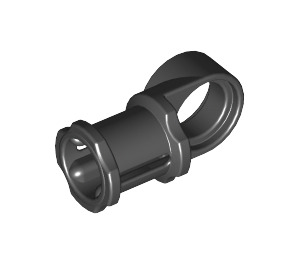 LEGO Black Technic Toggle Joint Connector (32126)