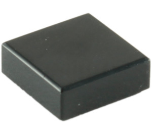 LEGO Black Tile 1 x 1 with Groove (3070)