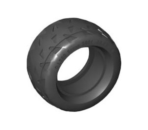 LEGO Black Tire 68.8 x 36 H Off-Road (41893)
