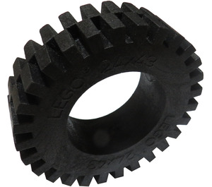 LEGO Black Tyre 24 x 43 Technic (3740)