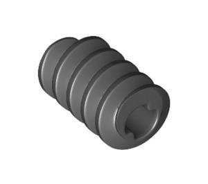 LEGO Black Worm Gear with New Axle (32905)