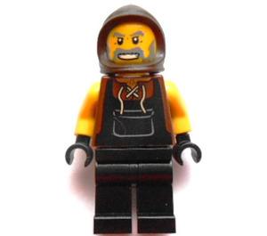 LEGO Blacksmith Minifigure