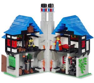 LEGO Blacksmith Shop Set 3739