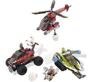 LEGO Blizzard's Peak Set 8863