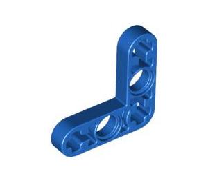 """LEGO Blue Beam """"L"""" Bent 90 Degrees, 3 x 3 x 0.5 (32056)"""