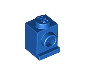 LEGO Blue Brick 1 x 1 with Headlight and No Slot (4070)