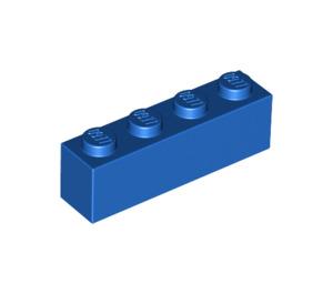 LEGO Blue Brick 1 x 4 (3010)