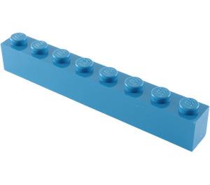 LEGO Blue Brick 1 x 8 (3008)