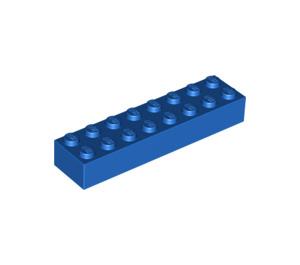 LEGO Blue Brick 2 x 8 (3007 / 93888)