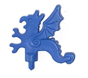 LEGO Blue Dragon Ornament (6080)