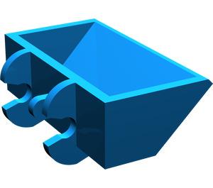LEGO Blue Excavator Bucket 2 x 4