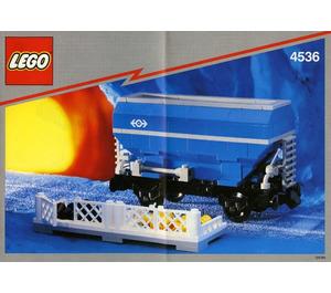 LEGO Blue Hopper Car Set 4536