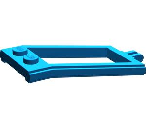 LEGO Blue Horse Hitching with Hinge (4587)