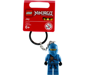 LEGO Blue Jay Key Chain (853098)