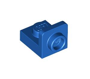 LEGO Blue Plate 1 x 1 with 1/2 Bracket (36840)