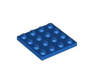 LEGO Blue Plate 4 x 4 (3031)