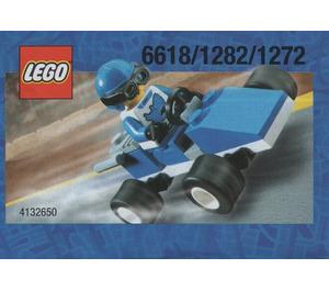 LEGO Blue Racer Set 1272