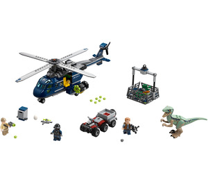 LEGO Blue's Helicopter Pursuit Set 75928